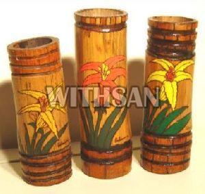 Bamboo Vases