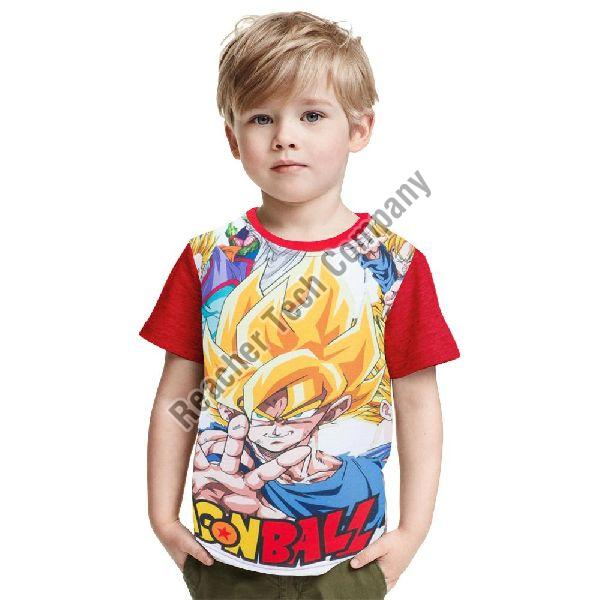 Kids Casual T-Shirts