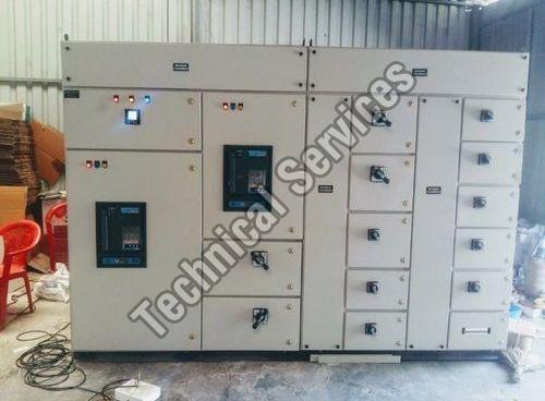 Electric Distribution Control Panel