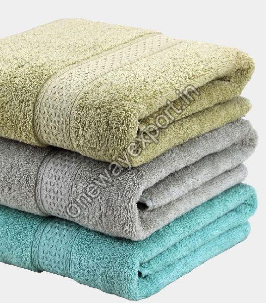 Terry Bath Towels