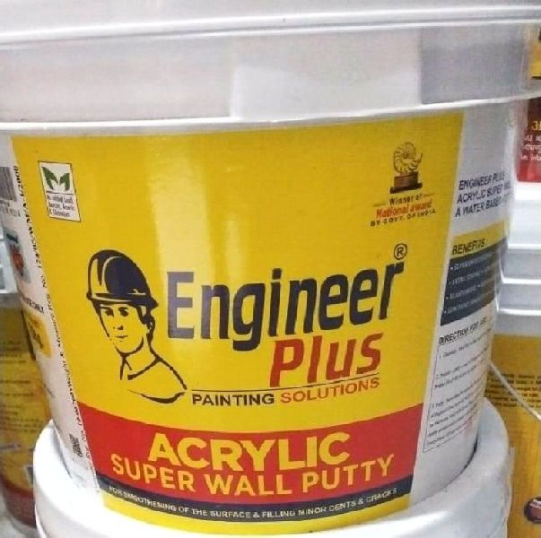 Engineer Plus Acrylic Super Wall Putty