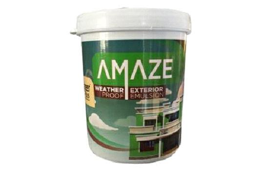 Engineer Plus Amaze Weatherproof Emulsion