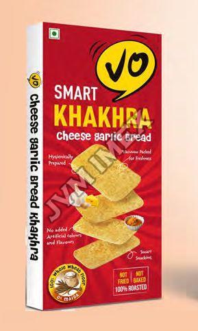 Cheese Garlic Bread Smart Khakhra