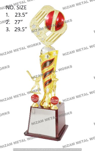 Man of the Match Trophy