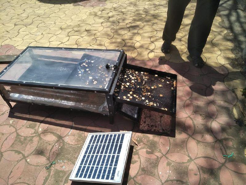 Solar Cabinet Dryer