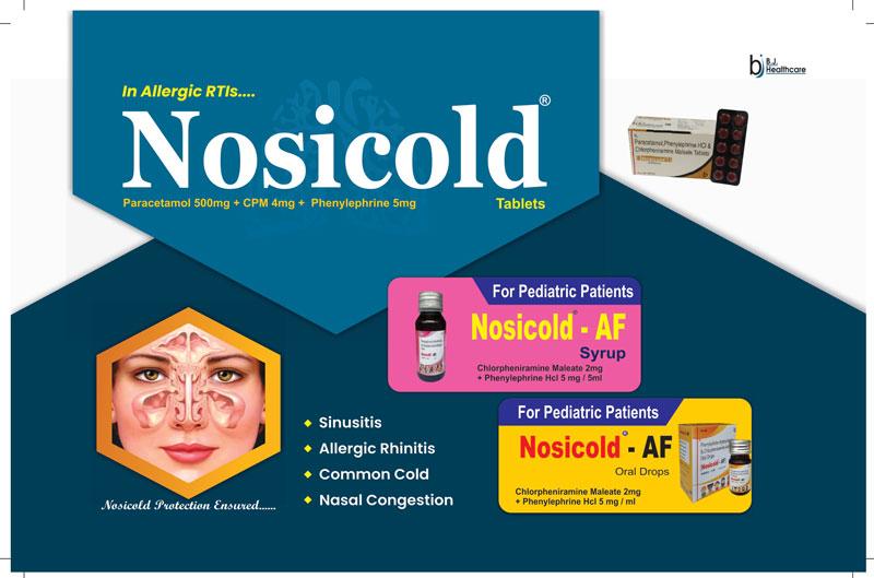 Nosicold-AF Syrup