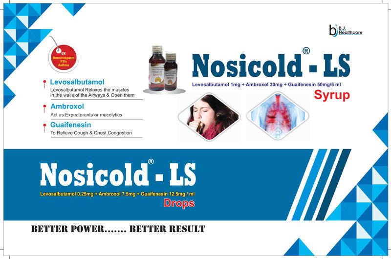 Nosicold-LS Drops