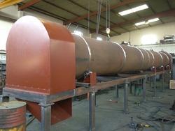Heavy Duty Sugarcane Bagasse Dryer