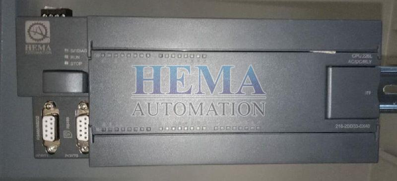 Hema Make PLC System Micro Series