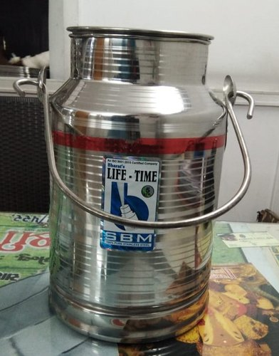 5L Stainless Steel Milk Can