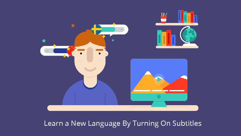 Language Subtitling