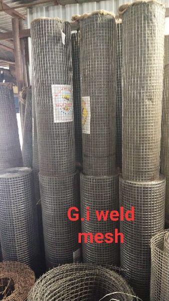 GI Weld Mesh