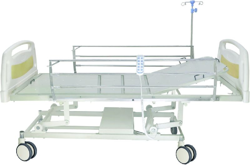 Hi-2000 E4  with SS Railing ICU Bed