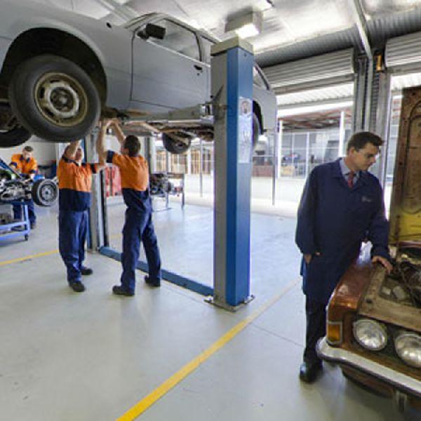 Turnkey Automotive Workshops