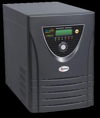 Solar UNI-Directional Hybrid UPS