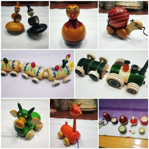 Wooden Channapatna Toys