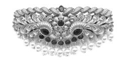 Silver Hair Pins