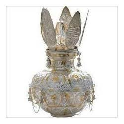 Silver Pooja Kalash