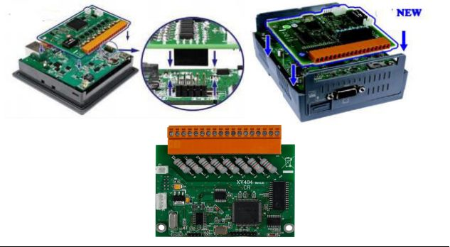Encoder & Frequency Counter Input Module