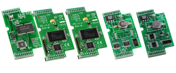 SRAM & Flash Memory Expansion X Board