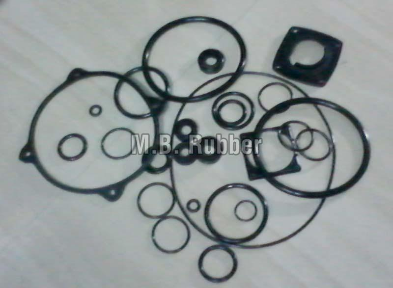 Rubber O Ring Kit 02