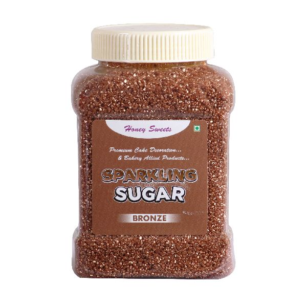 Bronze Sparkling Sugar
