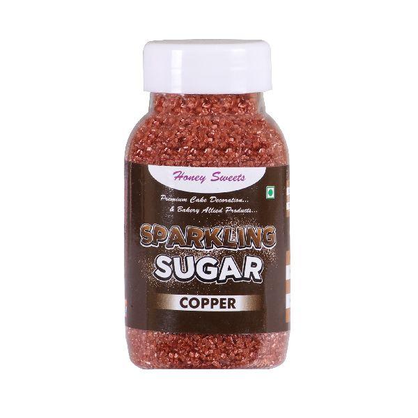 Copper Sparkling Sugar