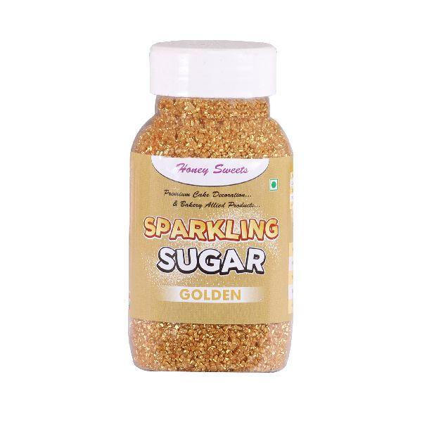 Golden Sparkling Sugar