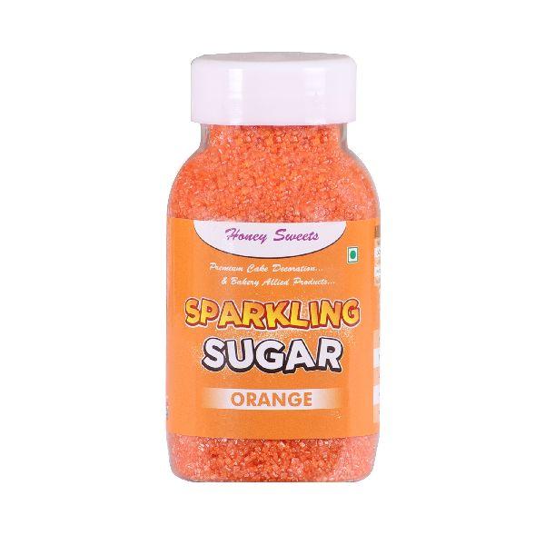 Orange Sparkling Sugar