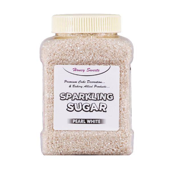Pearl White Sparkling Sugar