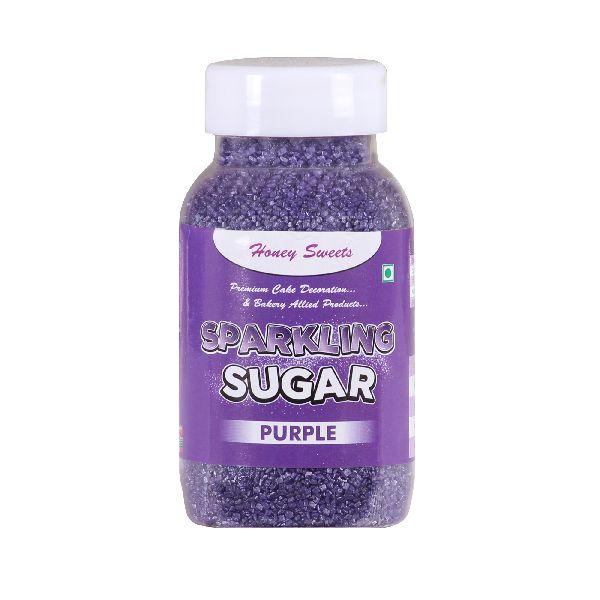 Purple Sparkling Sugar