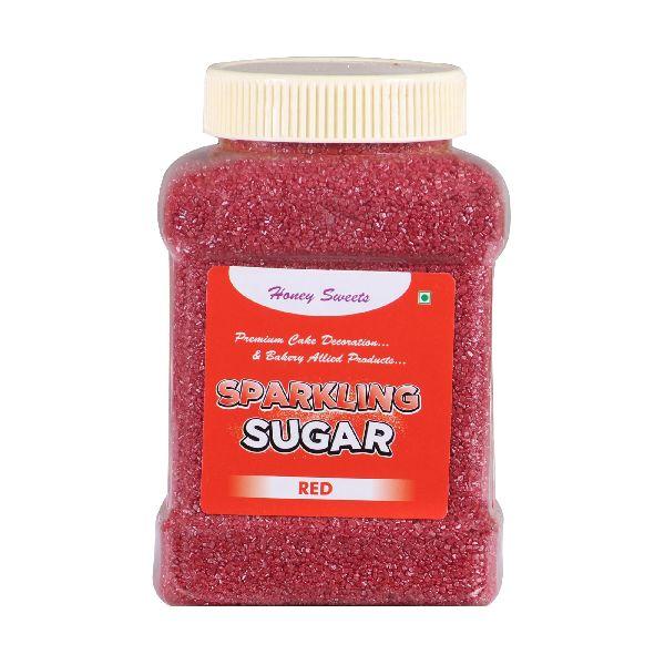 Red Sparkling Sugar