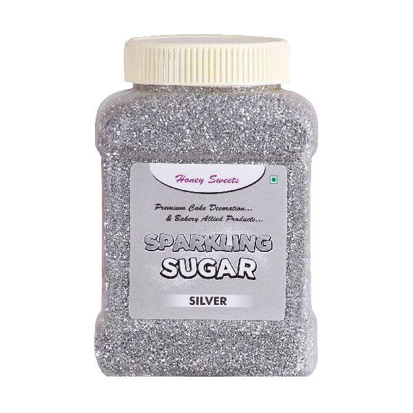Silver Sparkling Sugar