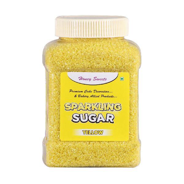 Yellow Sparkling Sugar