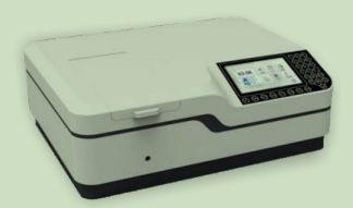 5001 Double Beam Xenon Lamp Spectrophotometer