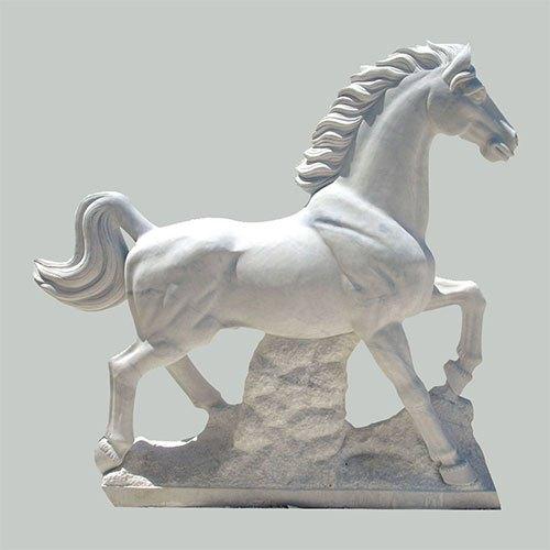 Marble Animal Figure
