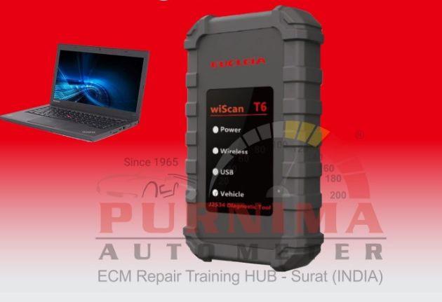 Eucleia T6 Car Scanner