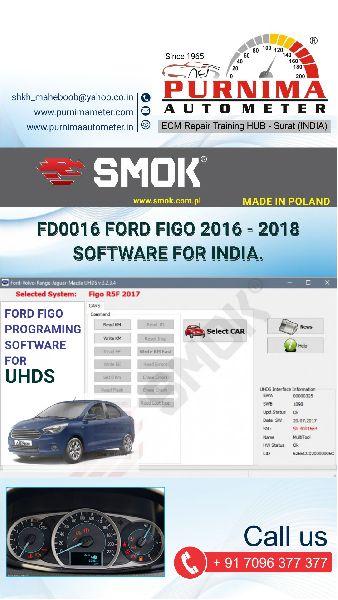 FD0016 Ford Figo 2017 OBD