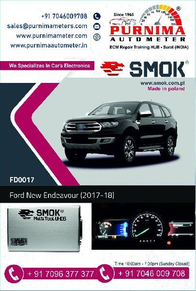 FD0017 Ford Endeavour  2017 OBD