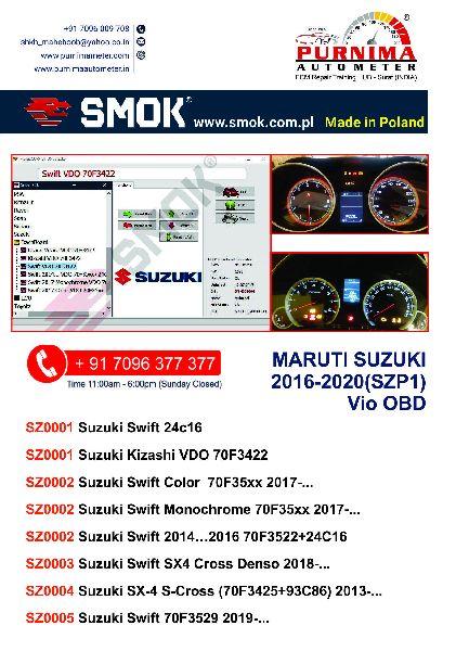 Suzuki OBD (SZP 1) Full Package