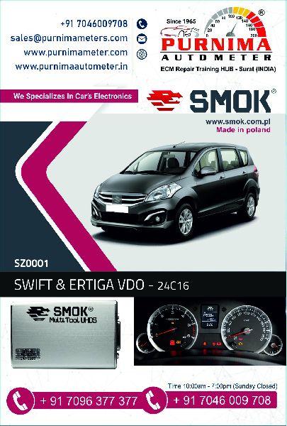 SZ0001 Suzuki Dash OBD 24C16