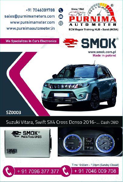SZ0003 Suzuki Vitara,Swift SX4 Cross Denso 2016 Dash OBD