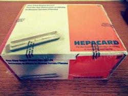 Hepacard Test Kit