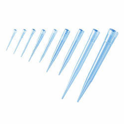 White Small Micropipette Tips