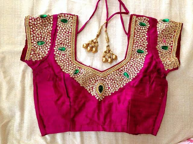 Ladies Designer Blouse