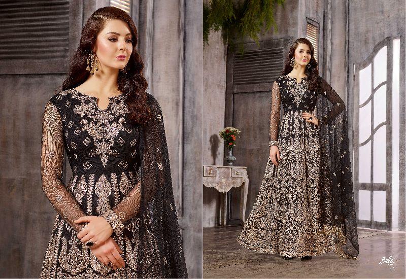Ladies Indo Western Gown