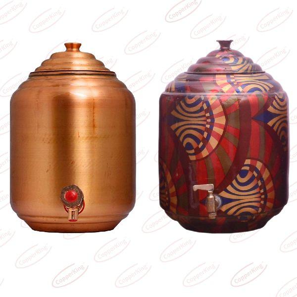 Copper Water Pot