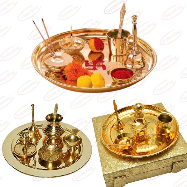 Pooja Thali Set
