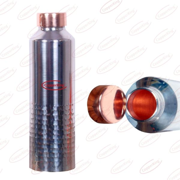 Steel Copper Water Botttle