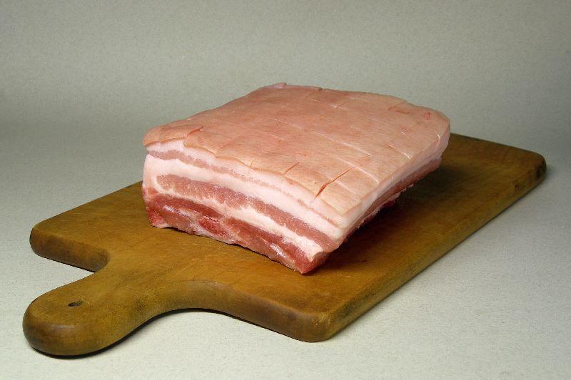 Frozen Pork Belly Rind